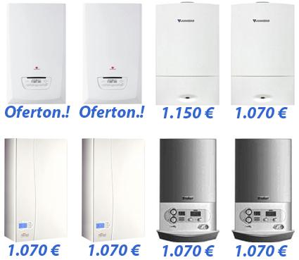 Calderas de gas y calefaccion - Ofertas calderas de gas ...