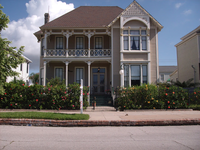 I Love All The Architectural Details Of This Home, And The The Blooms Along  The Fence. Oh, Look It Is For Sale!