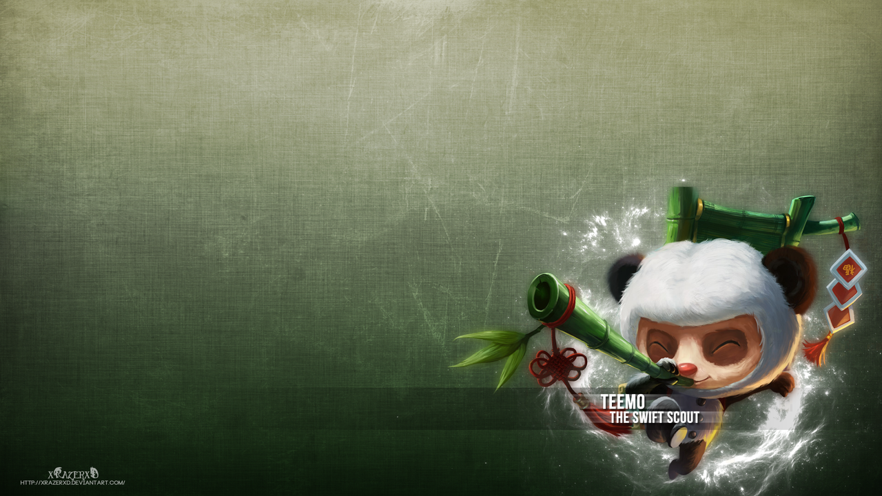 teemo wallpaper - photo #9
