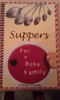 Simple Suppers For A Busy Family