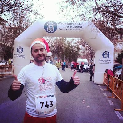 Carrera San Silvestre de Huelva. Despidiendo 2013 con deportividad