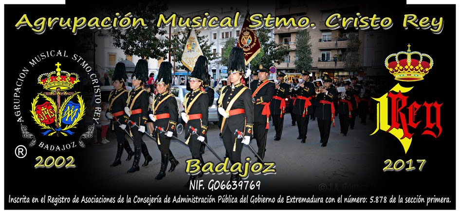 Agrupación Musical Stmo.Cristo Rey