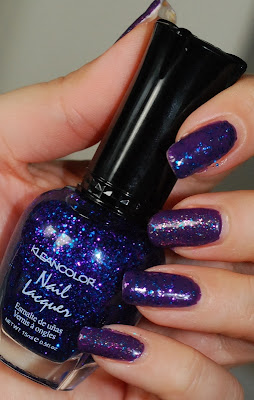 naglar, nails, nagellack, nail polish, klean color