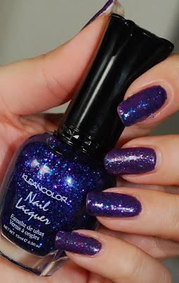 naglar, nails, nagellack, nail polish, klean color