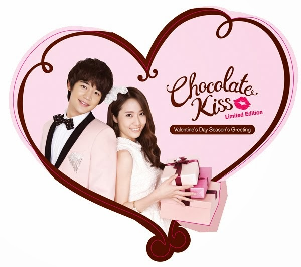 ETUDE HOUSE 'CHOCOLATE KISS COLLECTION'