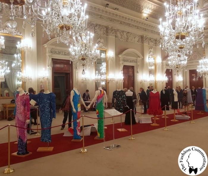 30 anni Galleria del Costume - Allestimento Sala Bianca