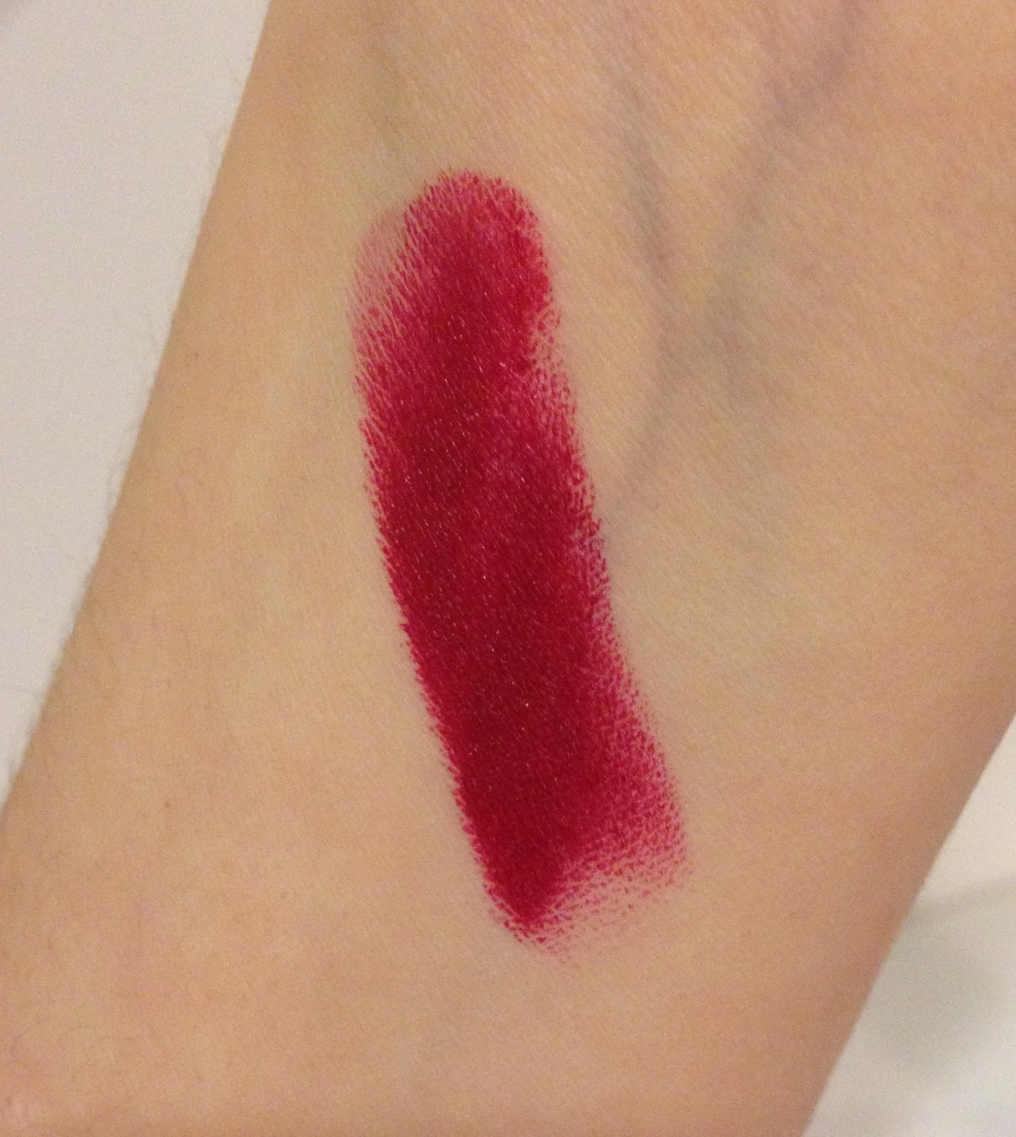 Rimmel London Kate Moss lipstick in 107 perfect A/W shade