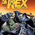 Rex, Zombie Killer mini-series #1 in comic shops 10/30/13