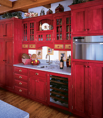 ... kitchen may make closed appears. Go for white kitchen cabinet
