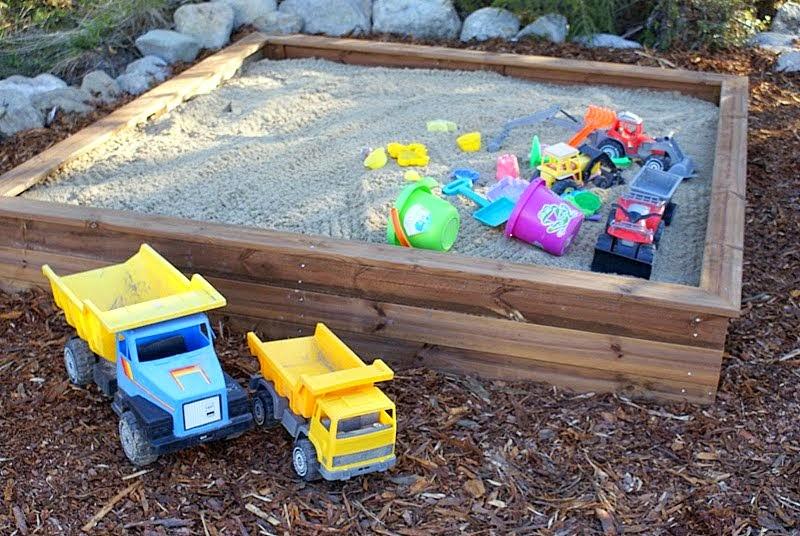 hiekkalelut, leikkipaikka