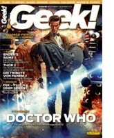 Jahresabo des Geek Magazins gewinnen