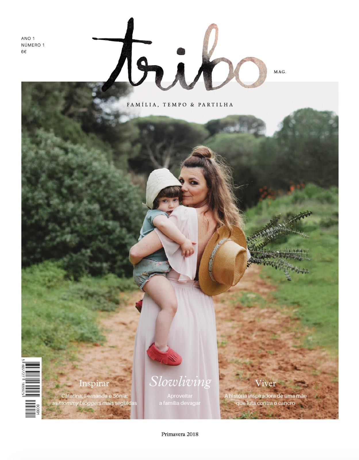 Tribo Magazine Nº1 - primavera [slowliving]