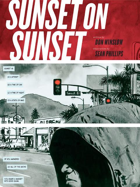 Sunset on sunset - Don Winslow - Sean Phillips