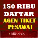 Cara Baru Jadi Agen Tiket Pesawat Online Modal Rp.100.000, 100% ASLI TANPA REKAYASA