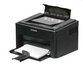 Замятие бумаги на выходе из принтера
