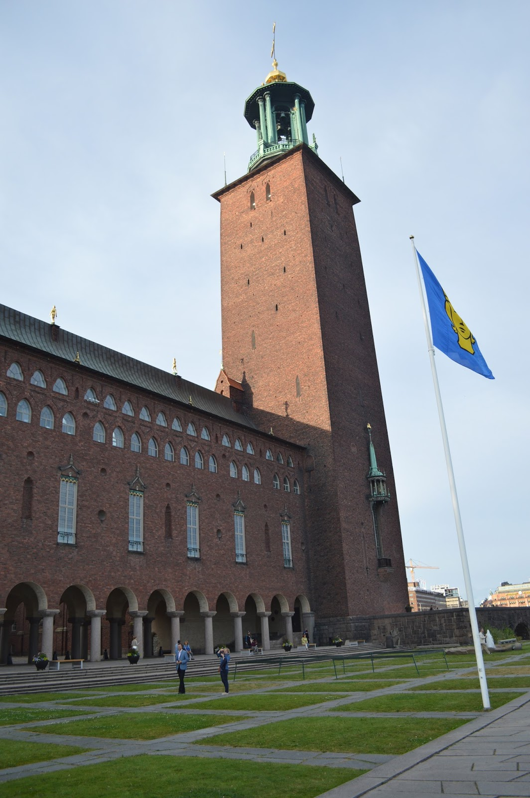 Places to visit in Stockholm - Stadshuset city hall