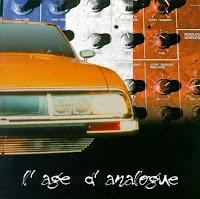 La antología L'age d'analogue centrada en los músicos electrónicos franceses de la década de los 70