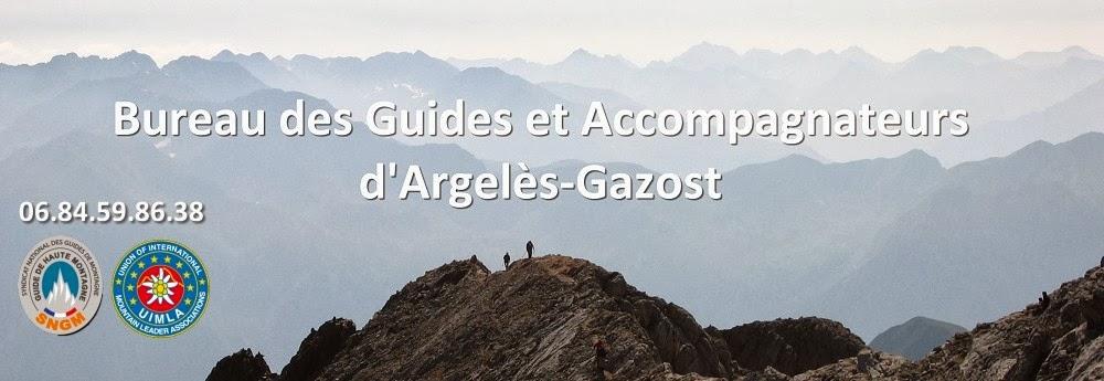 Bureau des Guides et Accompagnateurs d'Argeles-Gazost