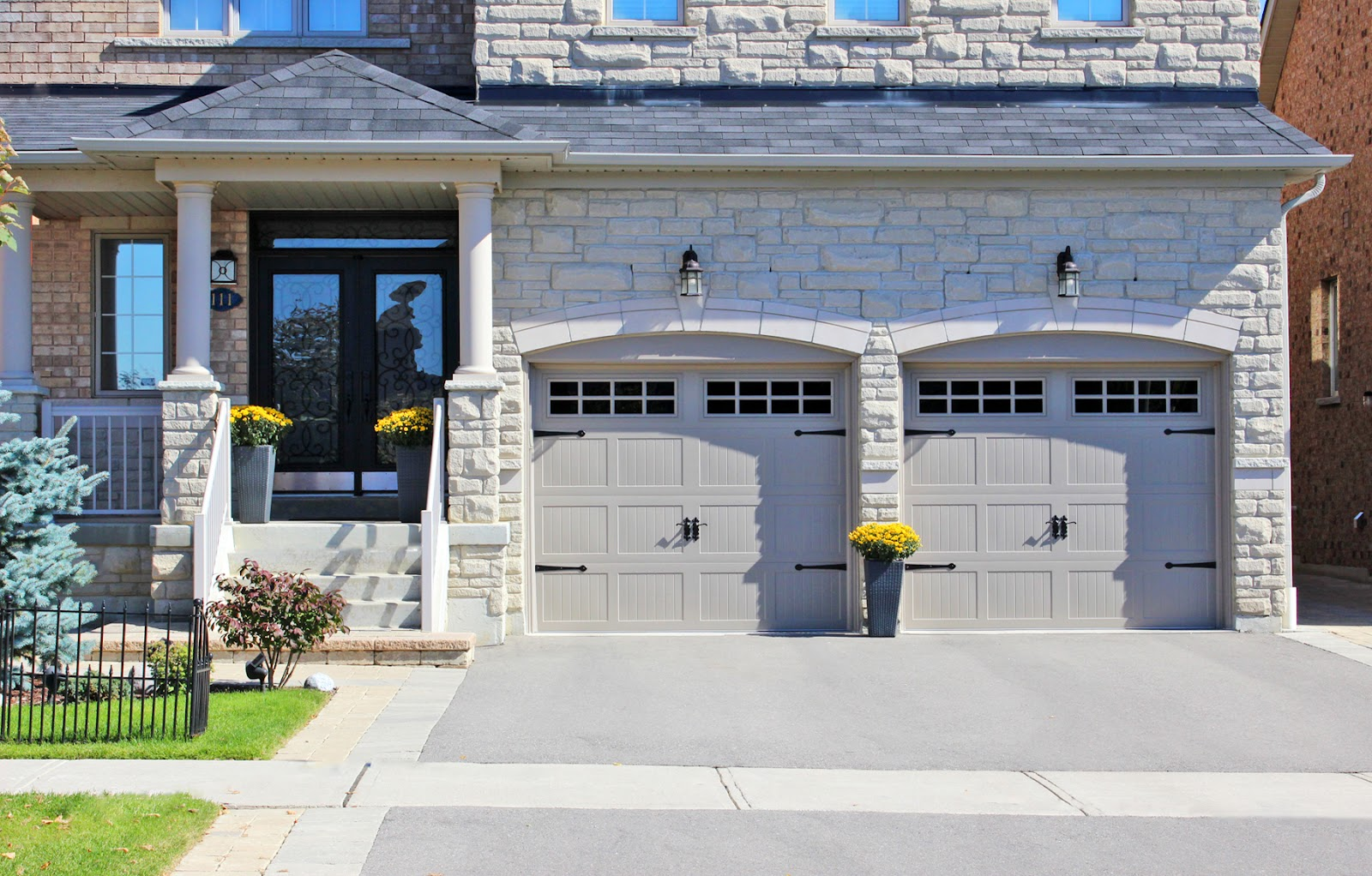 we sales ve ca installed residential los garage doors new installations angeles installation door