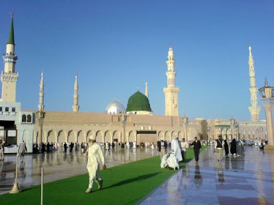 Madina Saudia Arabia, Heaven on Earth. Islam is Great