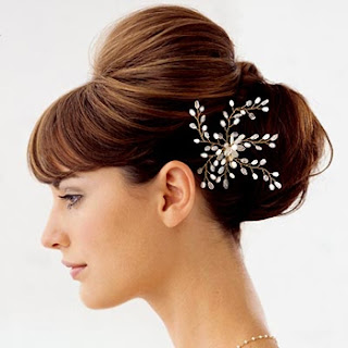 Wedding Hairstyles - Celebrity Updo Hairstyles