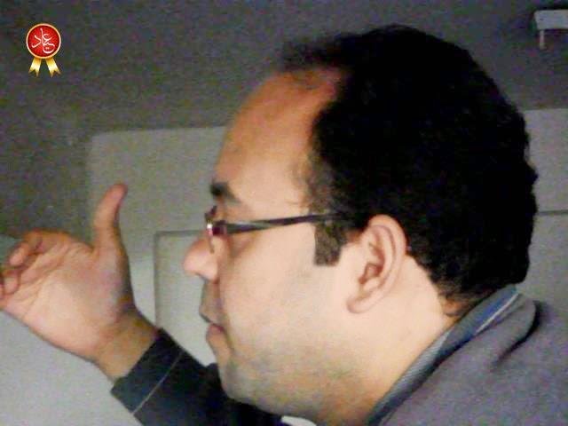 الاستاذ محمد عياد يشارك في اللقاء