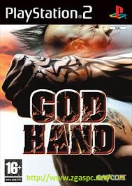 Free Download Game God Hand PCSX2 ISO  Full Version ZGASPC