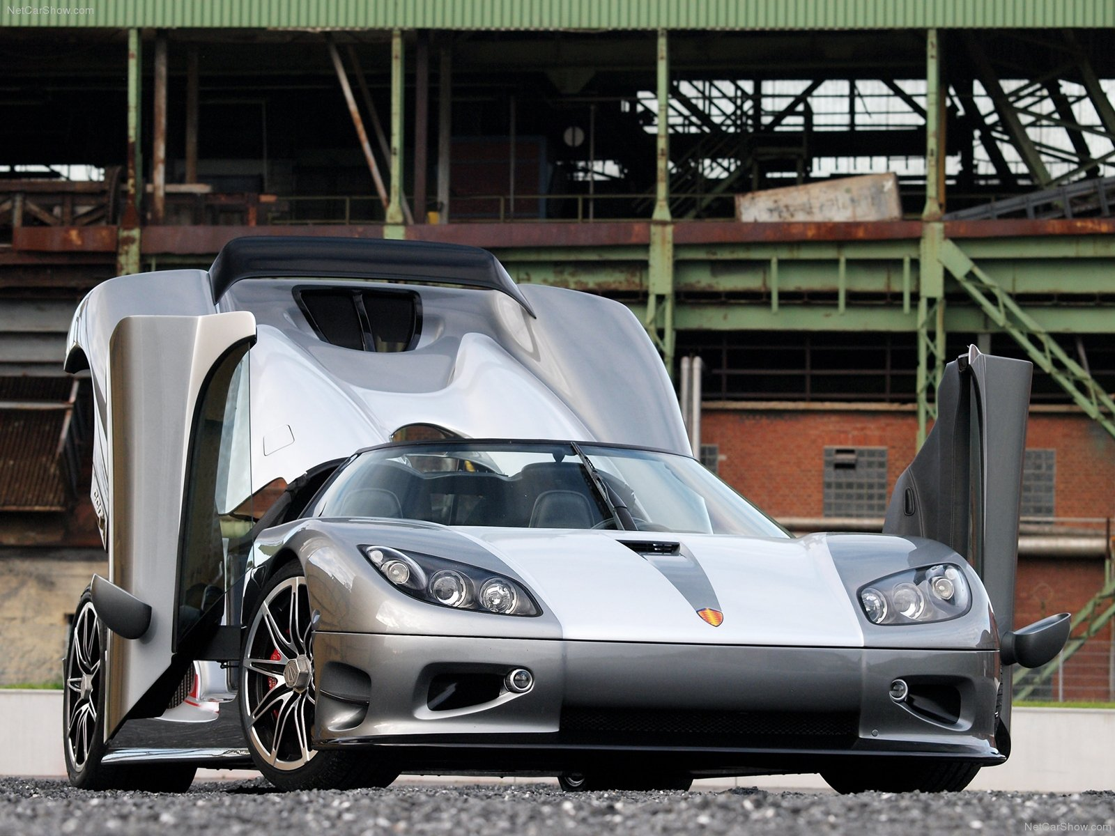 Hình ảnh siêu xe Edo Koenigsegg CCR 2011 & nội ngoại thất