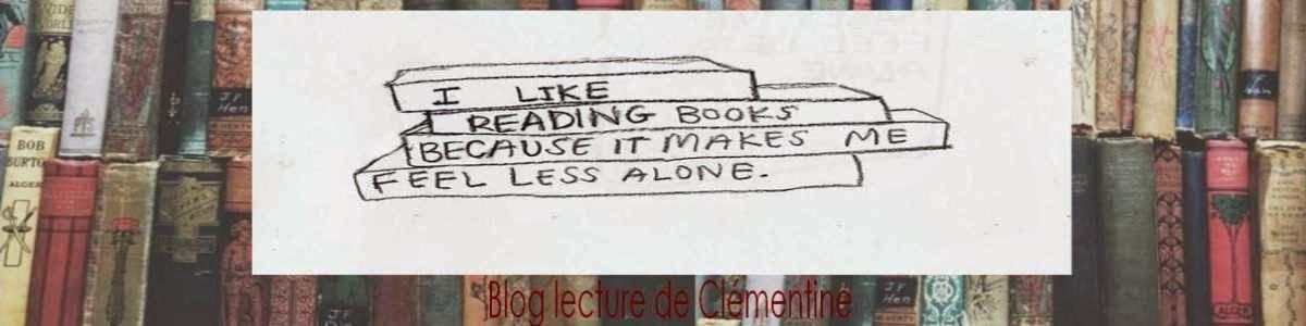 Blog lecture de Clémentine