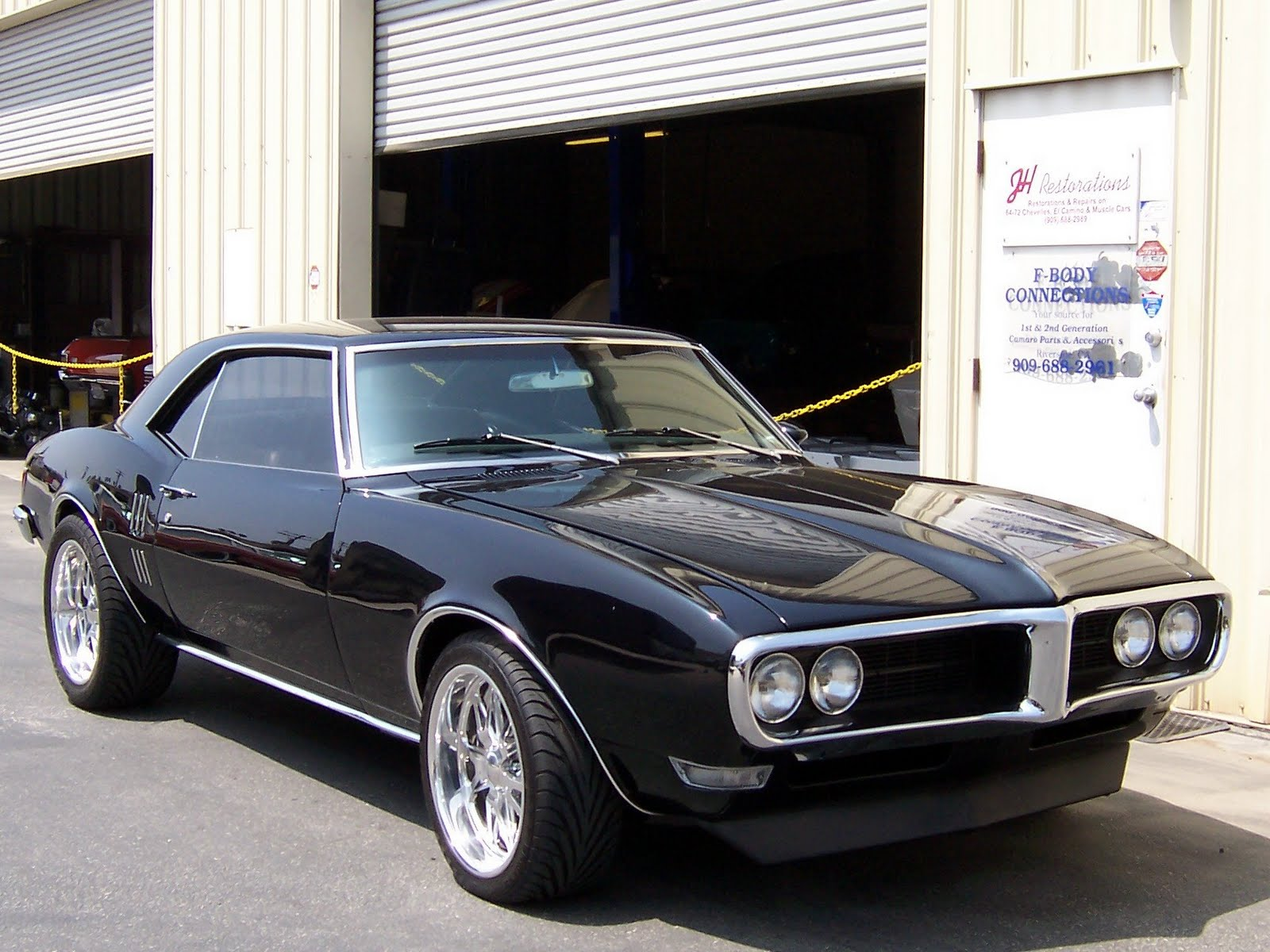 Karznshit 67 Pontiac Firebird