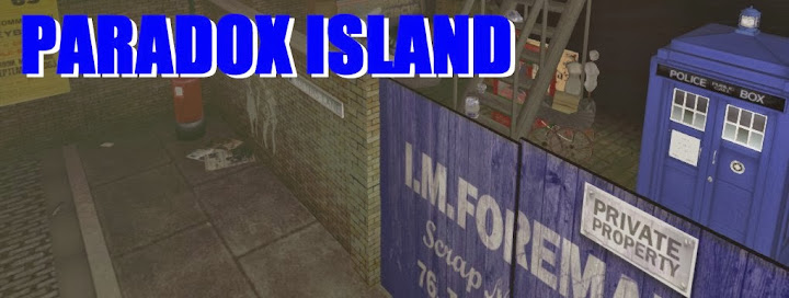 Paradox Island - A Second Life Adventure