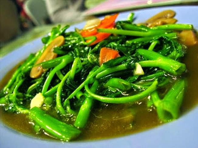 Sayur, Kangkung, Bumbu, Terasi, enak, gurih, nikmat