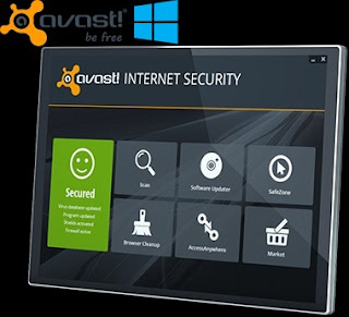Download Avast Internet Security with Crack for Windows 8