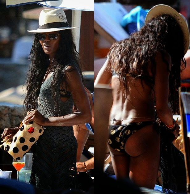 They're totally the most best of friends in real life too! So, what is it exactly that their friendship do?? They hit the beach in Ibiza on Saturday, June 28, 2014 for never ending vacation.