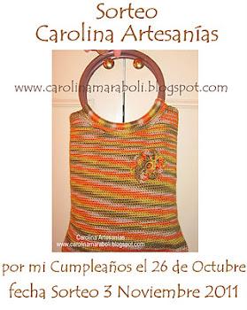 sorteo en lo de Carolina ♥♥♥
