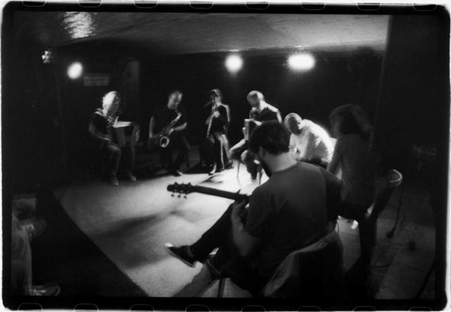 groupe d'improvisation, direction sébastien beaumont