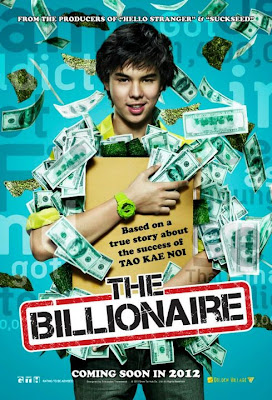 Review Thai-Movie] The Billionaire - game online bikin kaya?