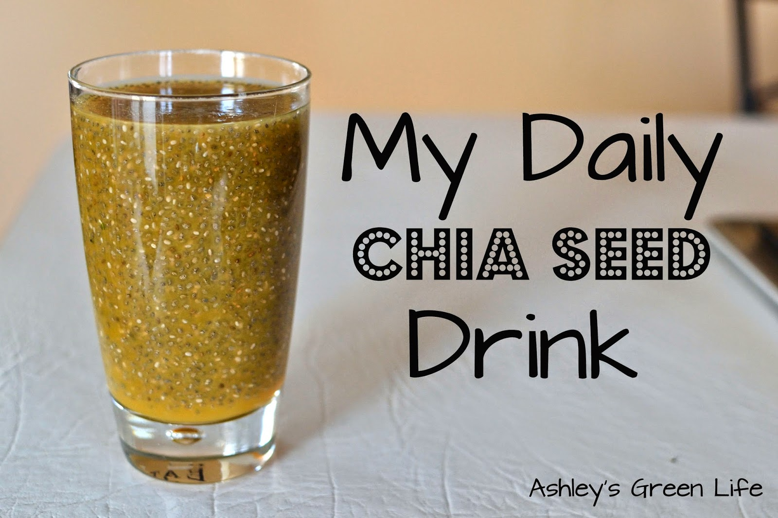 how to eat chia seeds drinks