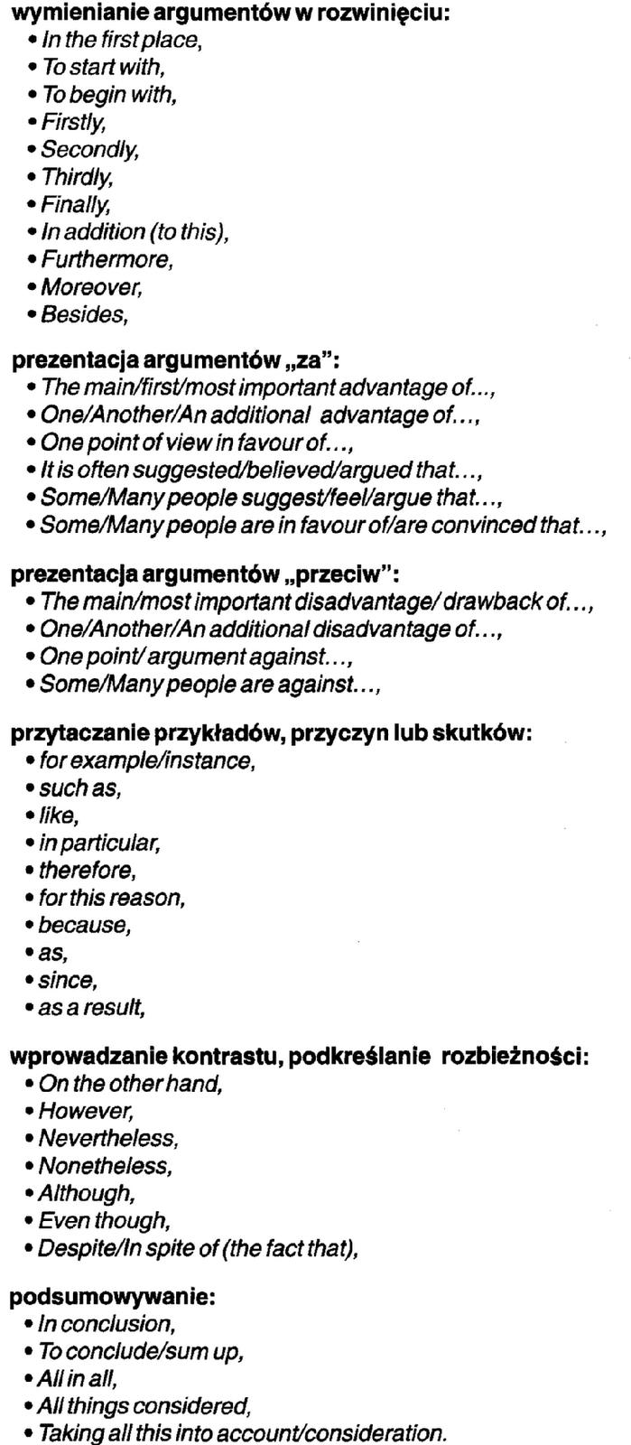 rozprawka opinion essay matura Opinion essay - matura rozszerzona z języka angielskiego przykładowa rozprawka typu opinion essay po angielsku opinion essay wzór opinion essay przykład.