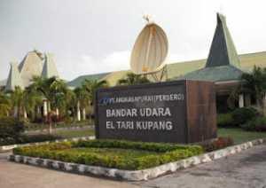 Bandara EL-Tari Kupang