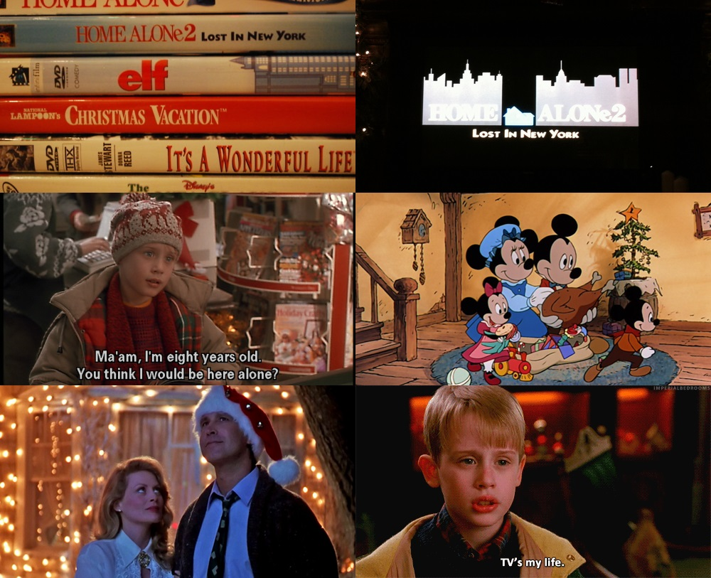 Always Late: Our Favorite Christmas Movies