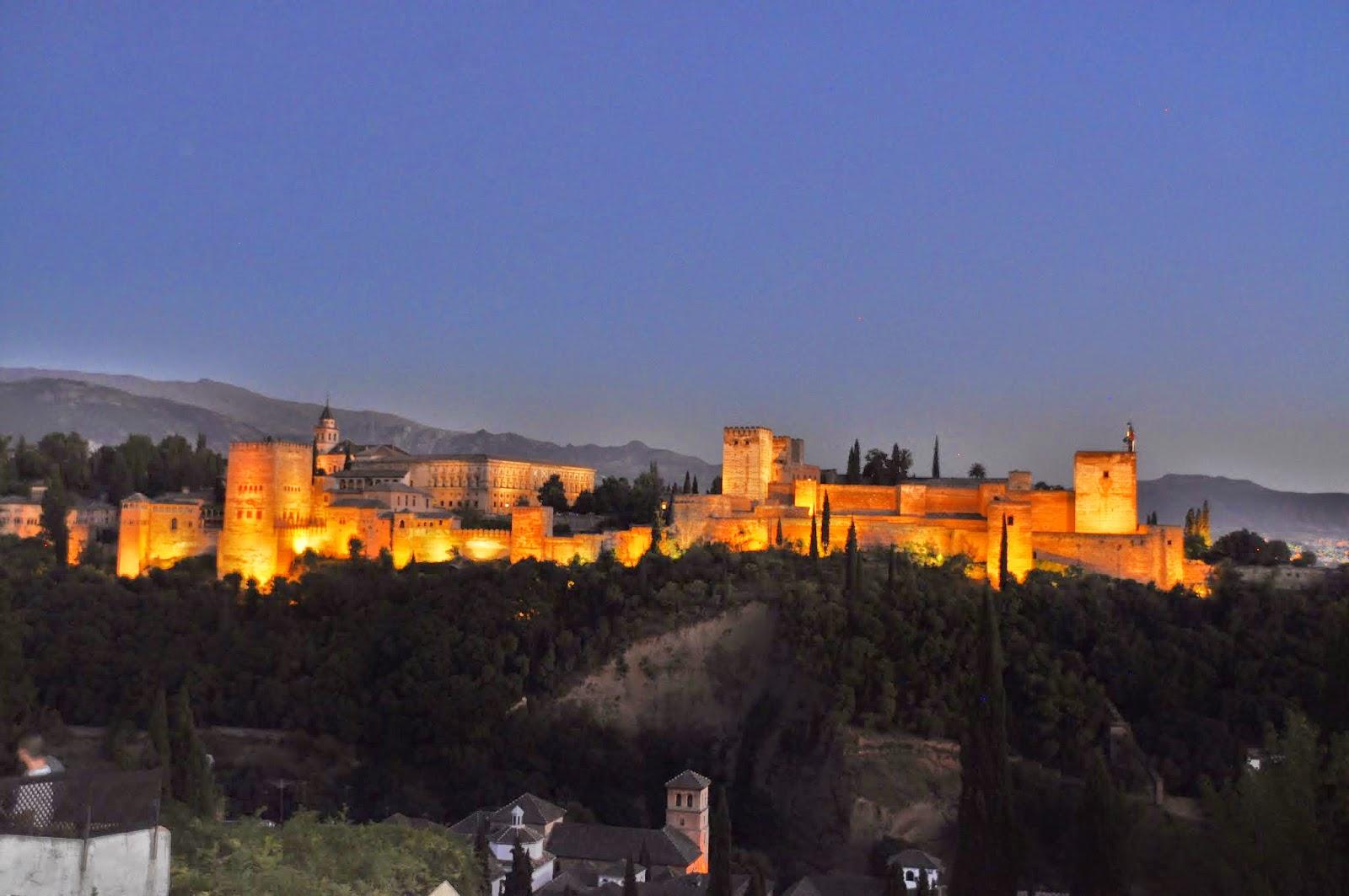 Itinerario in Spagna - Granada