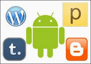 android blogger apps