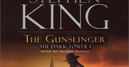 darlenes book nook audiobook review the gunslinger by