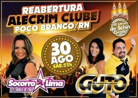 REABERTURA DO ALECRIM FC