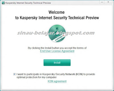 Download Kaspersky Internet Security 2013 RC (Technical Preview) Gratis