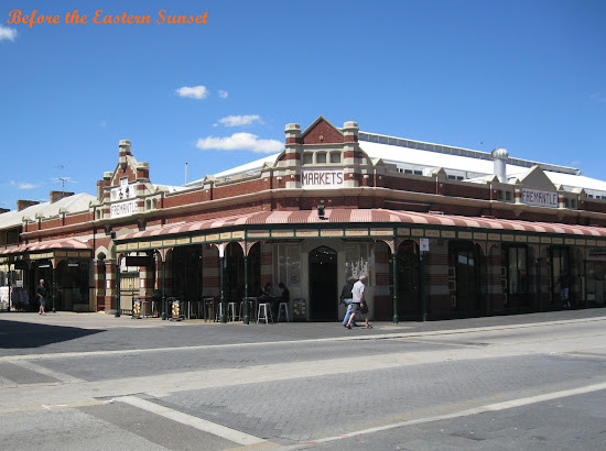 Fremantle Markets in Fremantle City