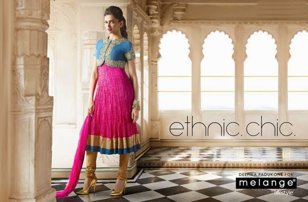 Deepika Padukone Ethnic Wear Photo Shoot