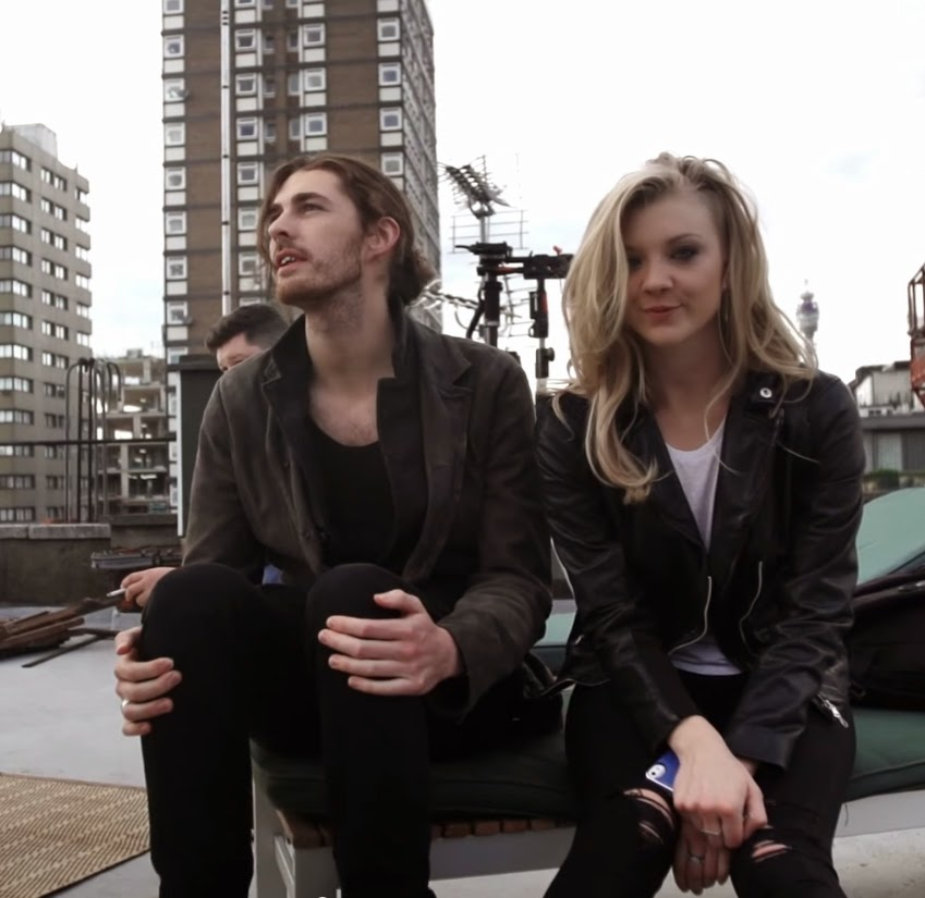 Hozier and Natalie Dormer - Somone New
