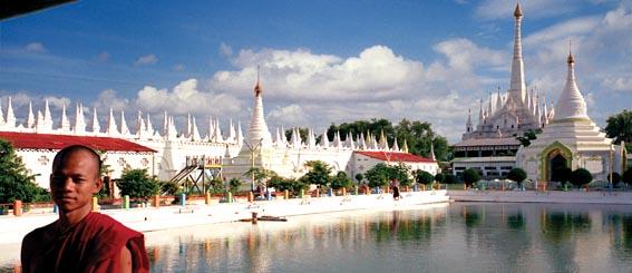 Mandalay Maha Muni Pagoda